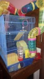Gaiola Para Hamster's