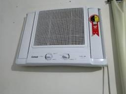 Ar Condicionado de Janela Usado - Consul 10.000 BTUs - Quente e Frio