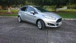 Ford Fiesta Titanium 1.6 Powershift Completo - Imperdível - 2014