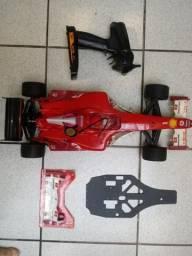 Rc Ferrari de agostine a combustão f1 f2004 kyosho