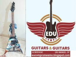 Guitarras V Dave Mustaine United Abominations