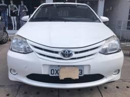Toyota etios 2014 1.5xs - 2014