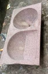 Taque de mármore