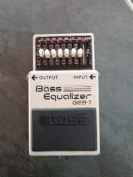 Pedal Bass Equalizer Boss