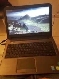 Notebook Dell latitude 3440