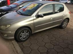 Peugeot 1.6 206 / ano :2007 - 2007