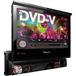 Dvd Pioneer 7 polegas preço a combinar