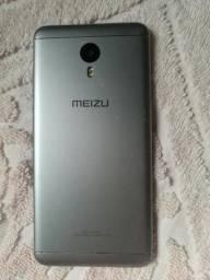 Meizu M3 Note, 5.5 polegadas, dual chip, 16gb e ram 3gb, carcaça em metal