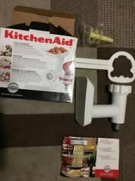 Moedor de alimentos kitchenAid acessório StandMixer