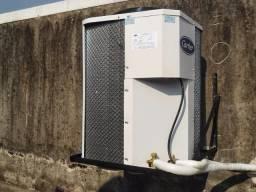 Instalação de ar condicionado no final de semana