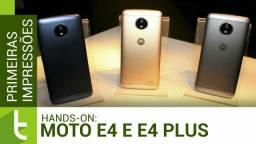 Smartphone Motorola moto e 4 Plus