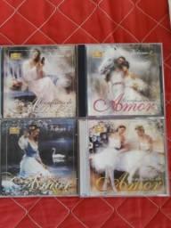 CDs evangélicos originais coleções confissões de amor