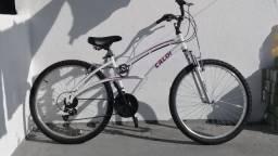 Bicicleta Caloi 100 Sport - Aro 26 - Feminina