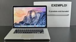 Macbook Pro Retina 15,4 - Novo, Original, Lacrado - Modelo 2015 (MJLQ2BZ/A)