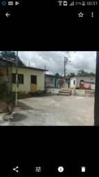 Casa atrás da unidade mista Bequimão.