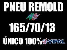 Pneu Remold 165/70 13 - preço de fábrica - 95839-6891