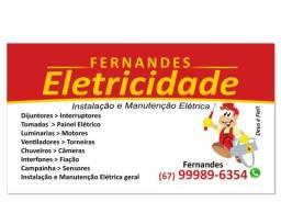 Instalacão e manutenção elétrica
