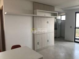 Apartamento tipo Studio | ANdar Alto , cama box , lavadora , ar condicionado 45m²