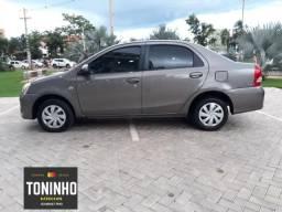 Toyota Etios Sedan 17/18 1.5 XS Automatico Garantia Fábrica - 2018