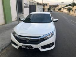 Civic 6000 km - 2018