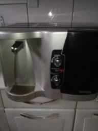 Purificador inox europa noblesse flex hf agua filtro gelada