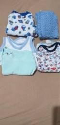 Lotinho de roupa ( menino )