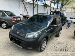Fiat Uno way 2011/2012 super conservado!!! - 2012