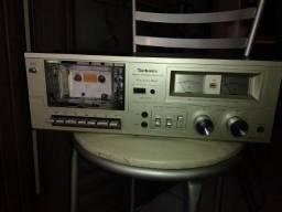 Tape deck technics sterio 608