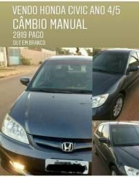 Civic LX manual - 2005