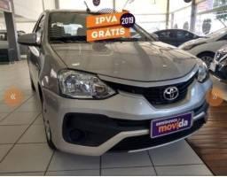 Toyota Etios 1.5 XS 17/18 Único Dono - 2017
