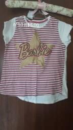 Camisa de criança
