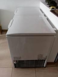 Frizzer Electrolux horizontal 477 litros