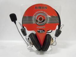 Fone Headset Com Microfone Para Pc Notebook Sy. Oferta
