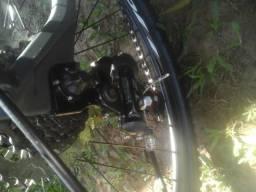 Bicicleta Aro 29 quadro em aluminio