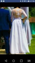 Vestido de noiva 300$
