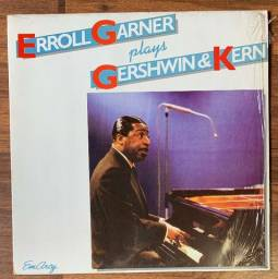 LP Erroll Garner plays Gershwin And Kern