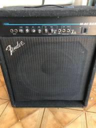 Amplificador de baixo fender 160watts