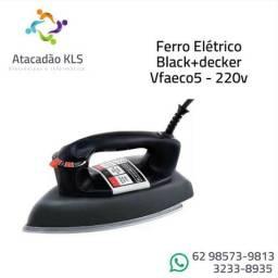 Ferro Elétrico Black+decker Vfaeco5 - 220v