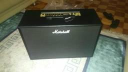 Amplificador de Guitarra Marchall Code 100 com foot