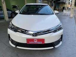 Toyota Corolla Xei 2018 Branco Perola - 2018