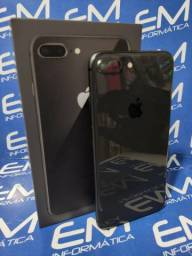 Apple IPhone 8 Plus 64Gb (Preto) - com nota e garantia, somos loja fisica