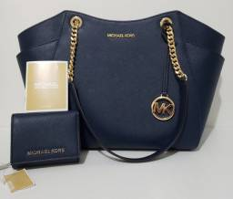 Kit Bolsa e Carteira Michael Kors original