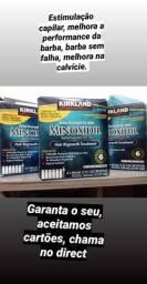 Minoxidil Kirkland 5% olha na descrição