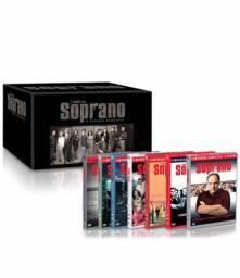 Coleção completa Família Soprano - Novo