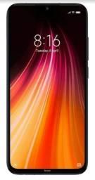 Xiaomi Redmi note 8 64GB space Black 4  GB RAM em até 10x