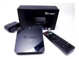 Tv Box Tx9 Max Transforma Smart Tv 4gb Ram 64gb Rom
