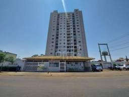 Apartamento com 3 dormitórios para alugar, 68 m² por R$ 1.500,00/mês - Jundiaí - Anápolis/