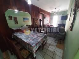 Apartamento com 2 dormitórios à venda, 50 m² por R$ 320.000 - Martim de Sá - Caraguatatuba