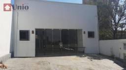 Salão para alugar, 200 m² por R$ 2.500/mês - Vila Independência - Piracicaba/SP