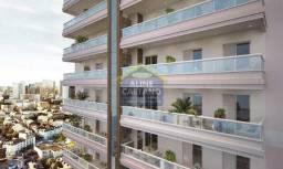 Apartamento à venda com 2 dormitórios em Guilhermina, Praia grande cod:BR0101395